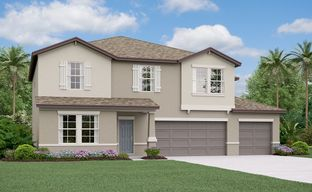 Osprey Reserve by Lennar in Tampa-St. Petersburg Florida