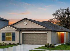 Harrisburg - Creek Preserve - The Estates: Wimauma, Florida - Lennar