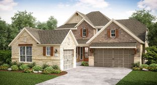 Ellsworth II - The Groves - Cambridge & Icon Collections: Humble, Texas - Village Builders