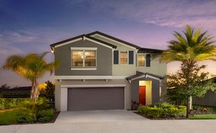 Lakeside - The Manors by Lennar in Tampa-St. Petersburg Florida