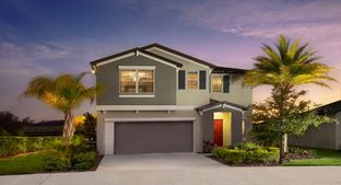 Concord - Copperspring - The Manors: New Port Richey, Florida - Lennar