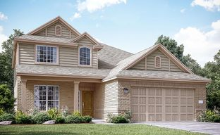 Lakes Of Savannah - Wildflower Collection by Lennar in Houston Texas