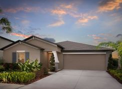 Dover - Cypress Mill - The Estates: Sun City Center, Florida - Lennar