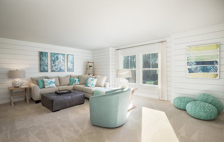 Living Area featured in the KENSINGTON By Lennar in Myrtle Beach, SC