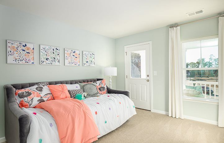 Bedroom featured in the KENSINGTON By Lennar in Myrtle Beach, SC