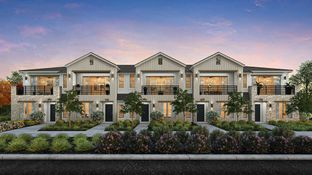Wren - Plan 1003 - The Brambles - Starling Townhomes: Fresno, California - Lennar
