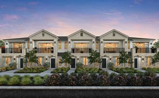The Brambles - Starling Townhomes by Lennar in Fresno California
