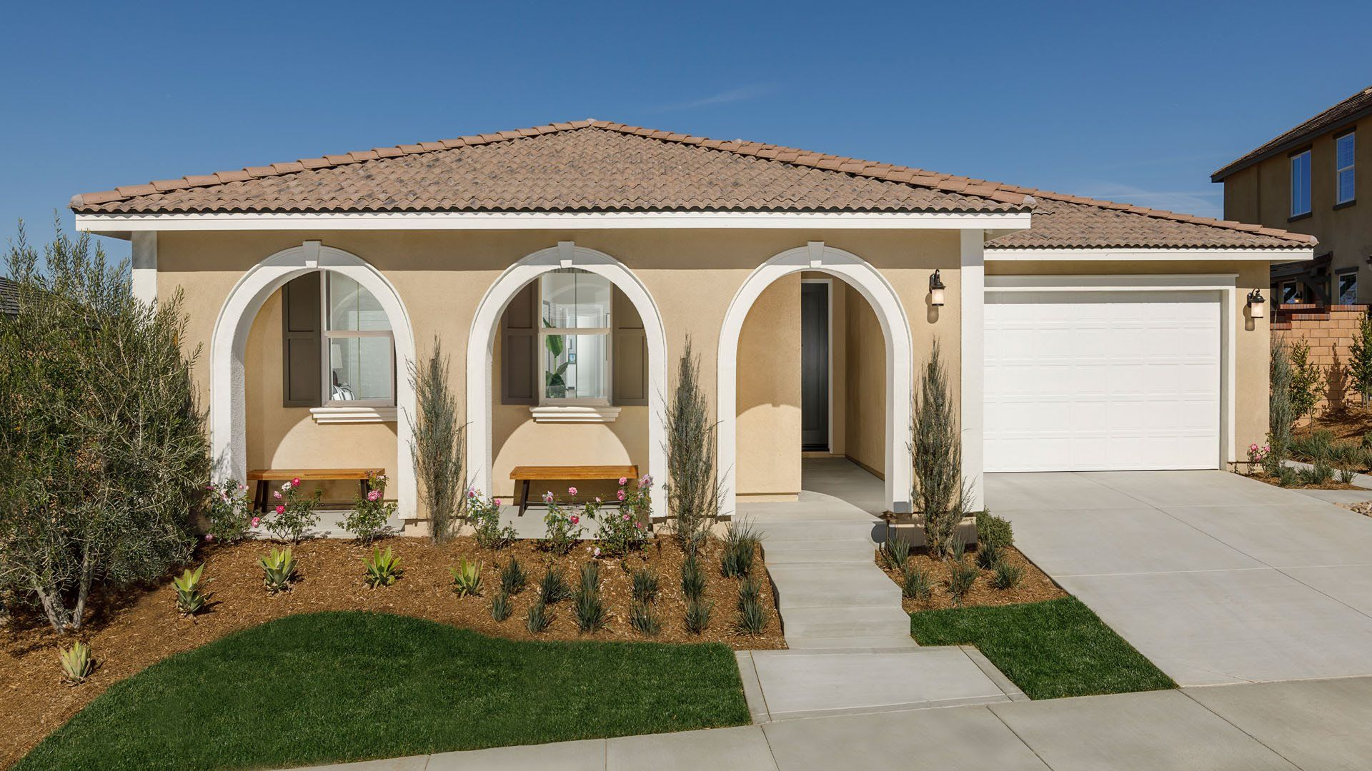 'Sierra Bella - Toccata' by Lennar - Inland Empire in Riverside-San Bernardino