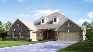 Cappiello - Wildwood at Northpointe - Classic and Wentworth Collection: Tomball, Texas - Village Builders