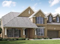 Chopin - Wildwood at Northpointe - Classic and Wentworth Collection: Tomball, Texas - Village Builders