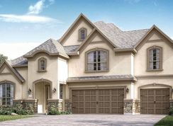 Berkshire - Wildwood at Northpointe - Classic and Wentworth Collection: Tomball, Texas - Village Builders