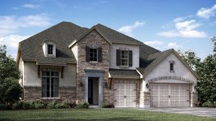 New Haven II - Wildwood at Northpointe - Classic and Wentworth Collection: Tomball, Texas - Village Builders