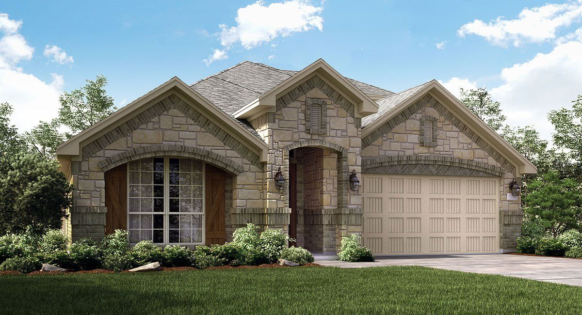 'Lakes Of Savannah - Brookstone Collection' by Lennar - Houston in Houston