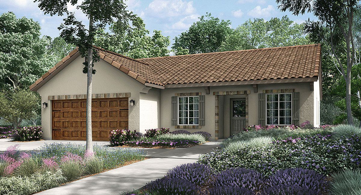 Exterior featured in the Torrey By Lennar in Bakersfield, CA