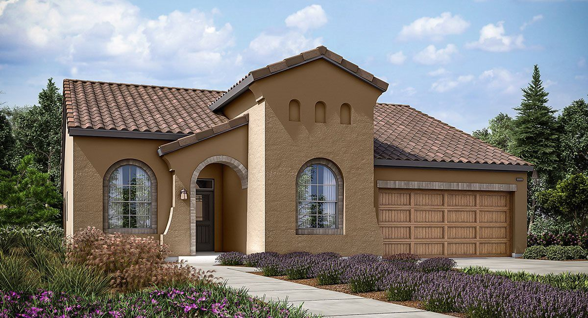 Exterior featured in the Foxtail By Lennar in Bakersfield, CA
