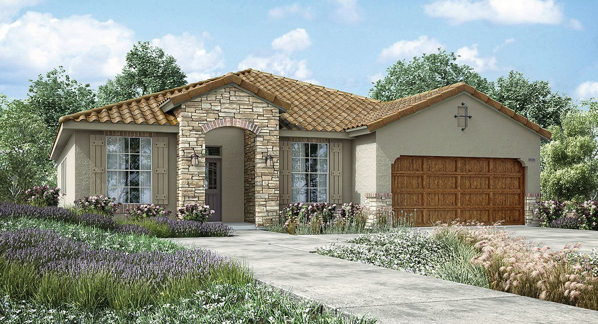 Exterior featured in the Bristlecone By Lennar in Bakersfield, CA