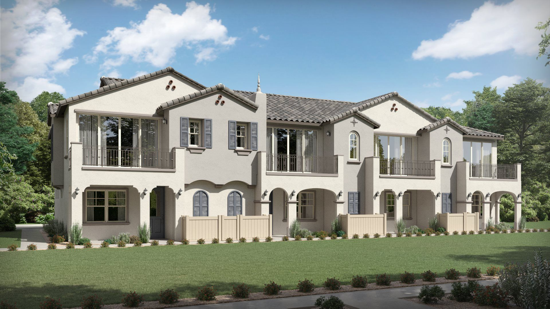 Exterior featured in the Tanger Plan 103 By Lennar in Phoenix-Mesa, AZ
