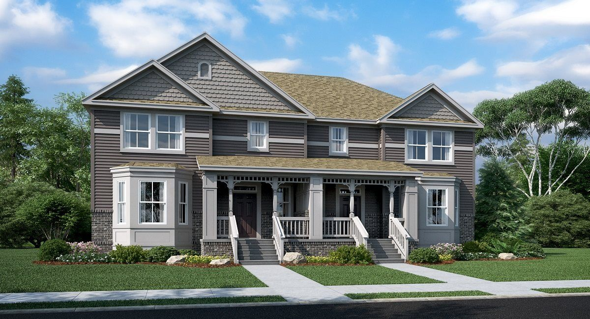 Exterior featured in the Lucent- Right By Lennar in Fort Collins-Loveland, CO