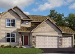 Calloway EI - Settler's Ridge - Landmark Collection: Inver Grove Heights, Minnesota - Lennar