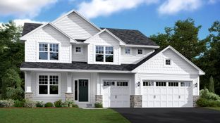 Lewis - Calarosa - Discovery Collection: Cottage Grove, Minnesota - Lennar