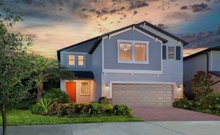 Connerton - Sagewood Manors by Lennar in Tampa-St. Petersburg Florida