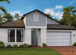 Aspen - Connerton - Sagewood Estates: Land O' Lakes, Florida - Lennar