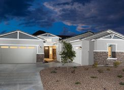 Revelation Plan 6081 - Mystic - Estates: Peoria, Arizona - Lennar