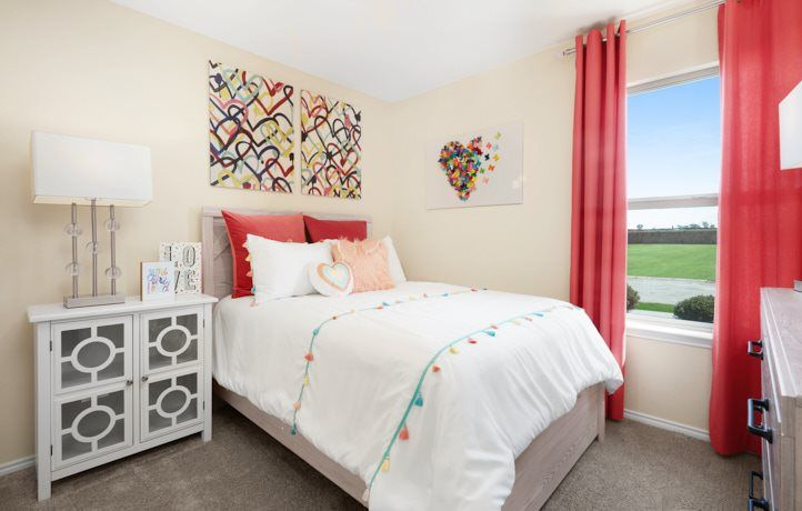 Bedroom featured in the Whitton By Lennar in Dallas, TX