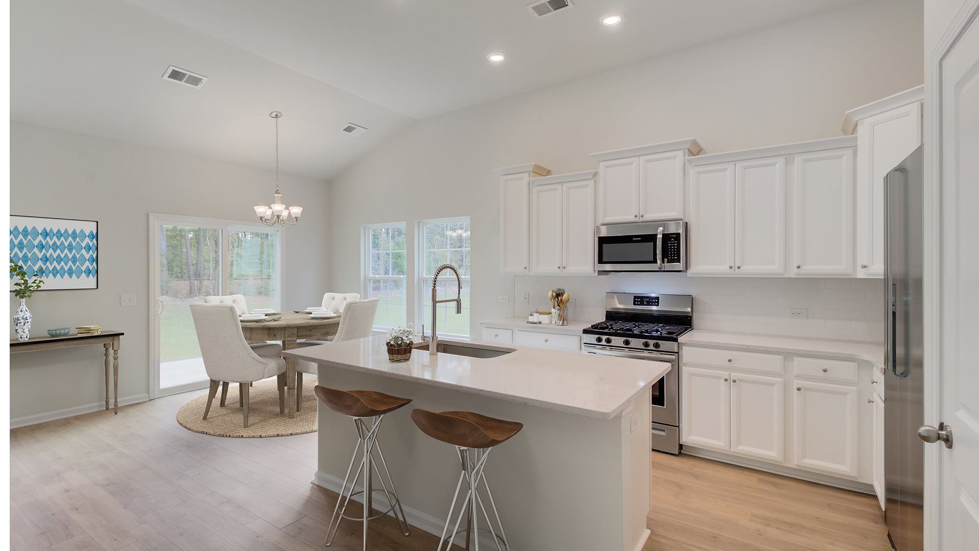 Kitchen featured in the BELHAVEN II By Lennar in Myrtle Beach, SC