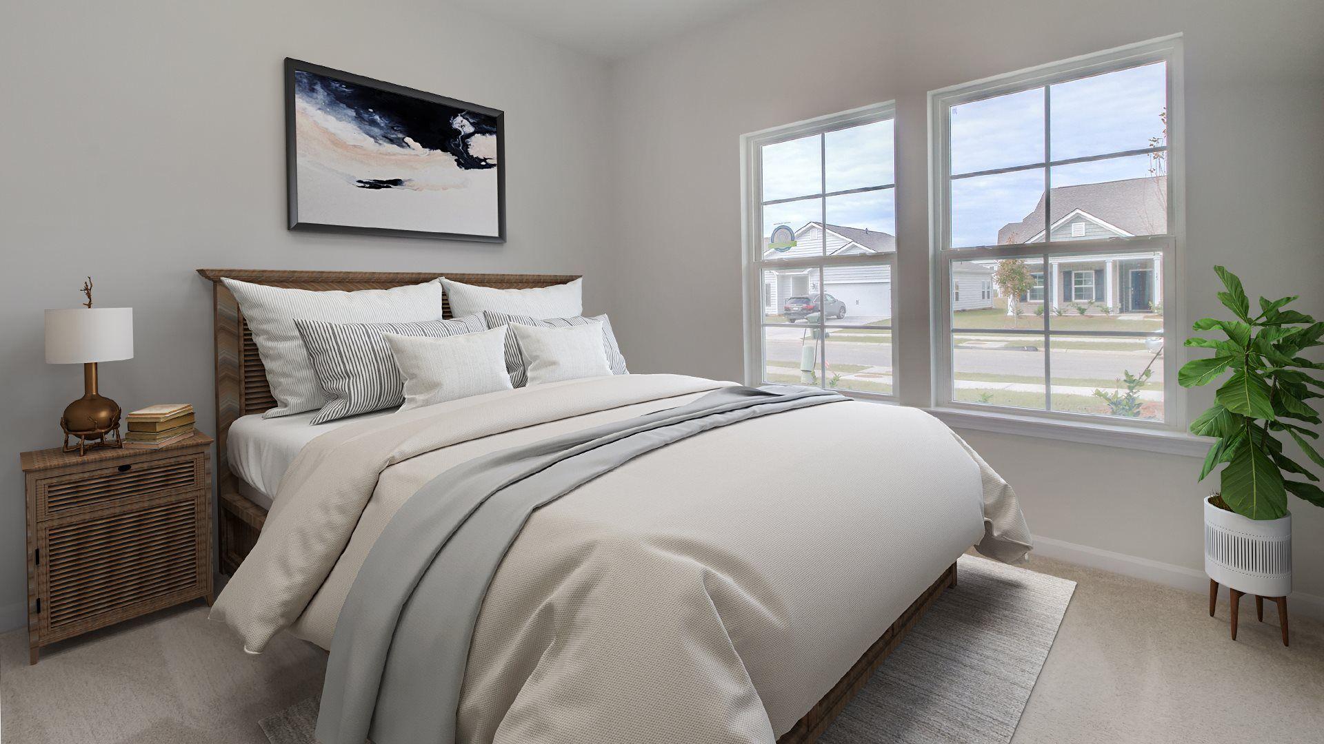 Bedroom featured in the BELHAVEN II By Lennar in Myrtle Beach, SC