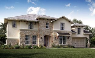 Woodtrace - Classic Collection by Village Builders in Houston Texas