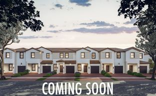 Sunset Pines by Lennar in Broward County-Ft. Lauderdale Florida