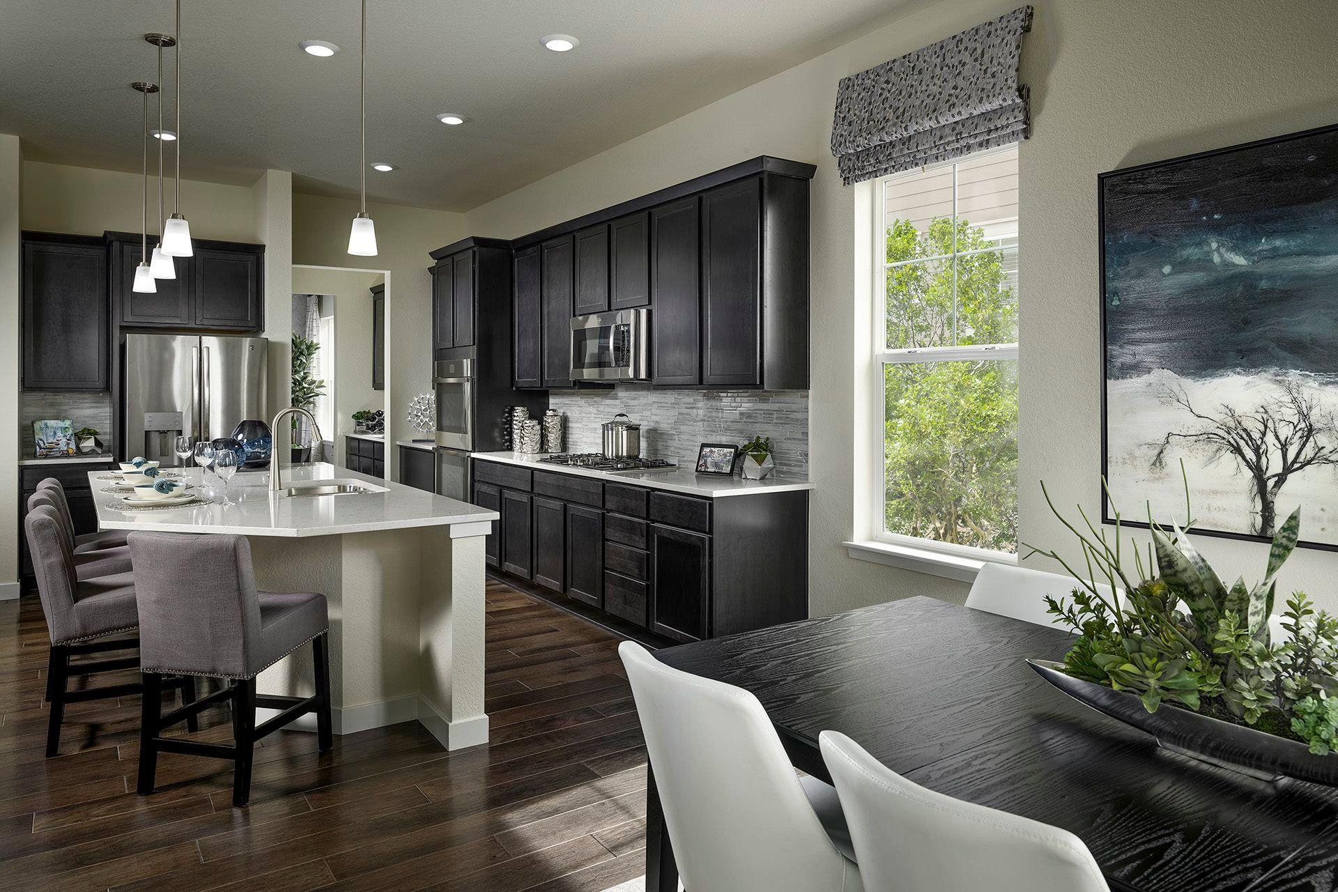 Kitchen featured in the Gable By Lennar in Denver, CO