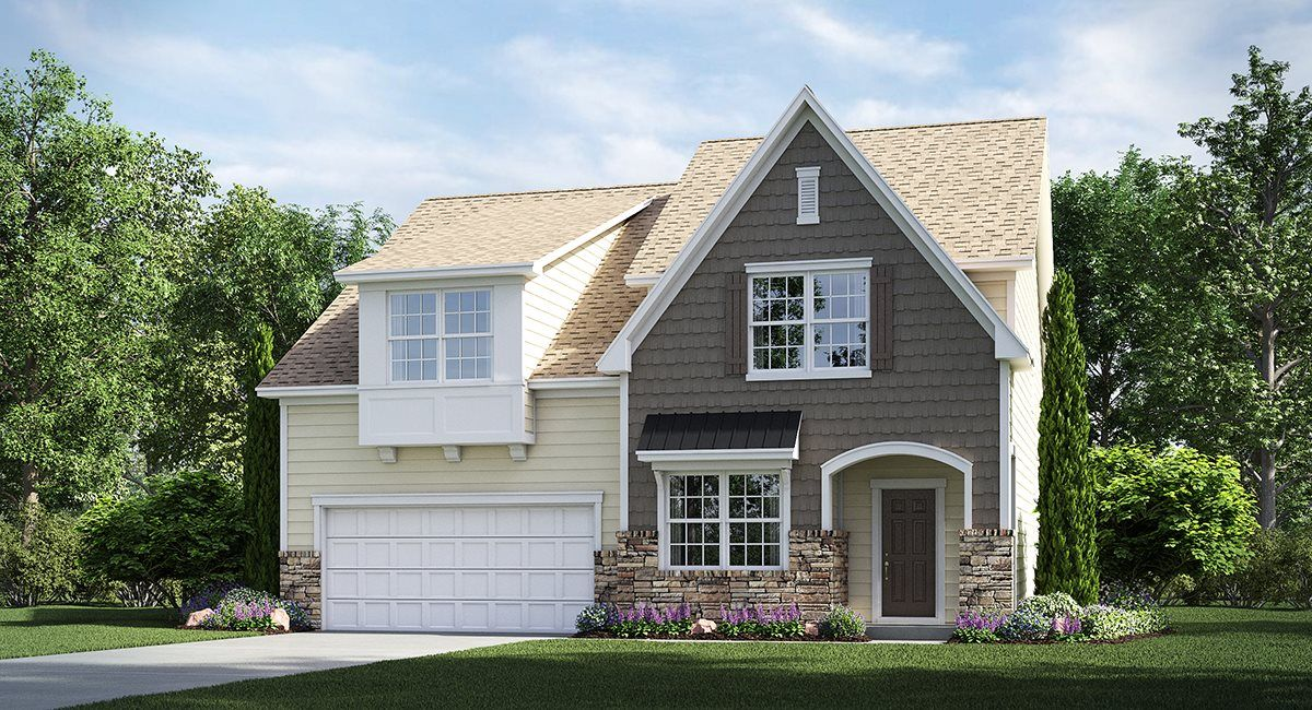 Exterior featured in the Inlet By Lennar in Charlotte, NC