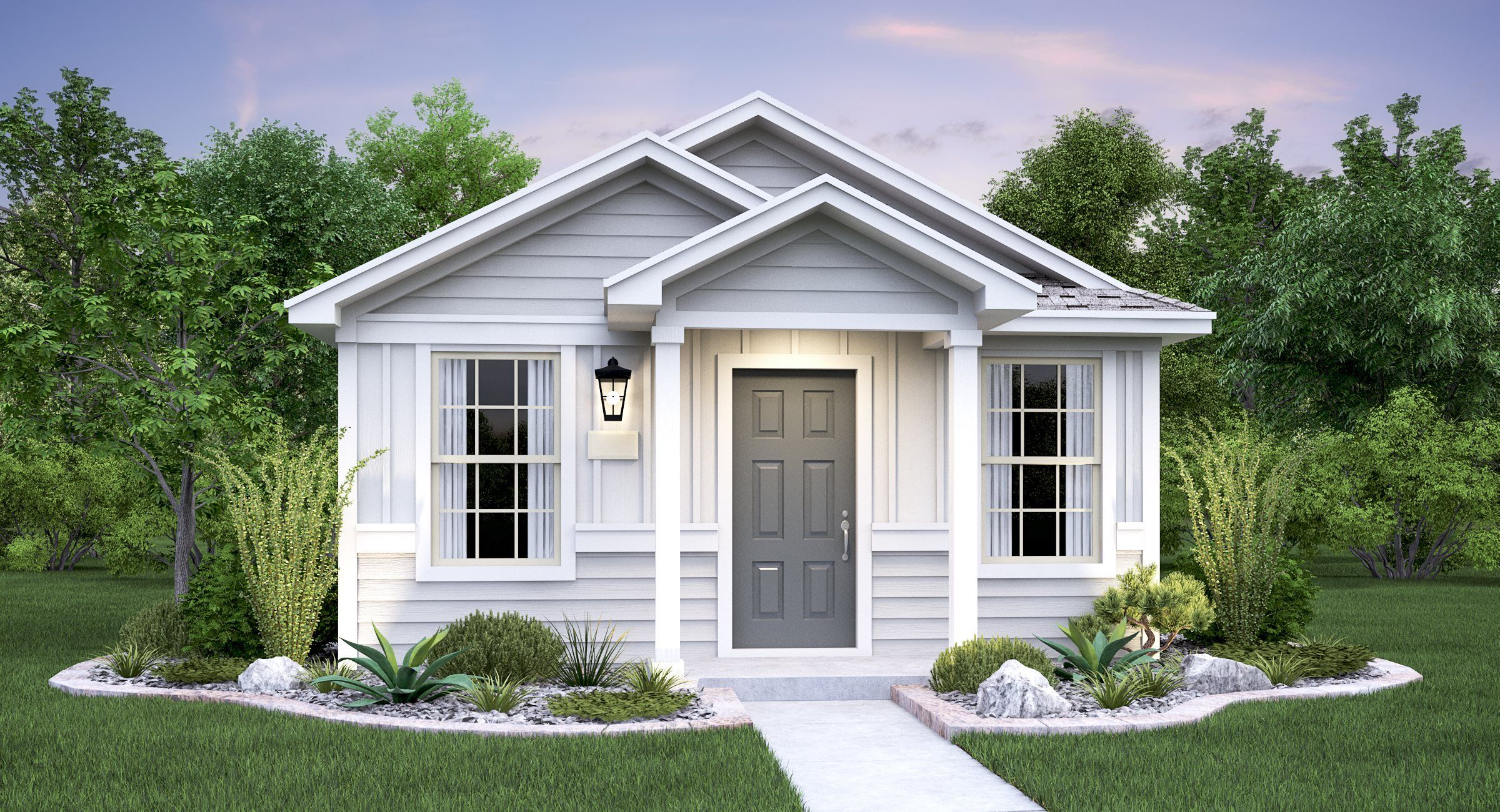 Exterior featured in the Alta By Lennar in San Antonio, TX