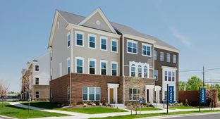 CAMBRIDGE - The Chase at Quince Orchard - Townhomes: Gaithersburg, District Of Columbia - Lennar