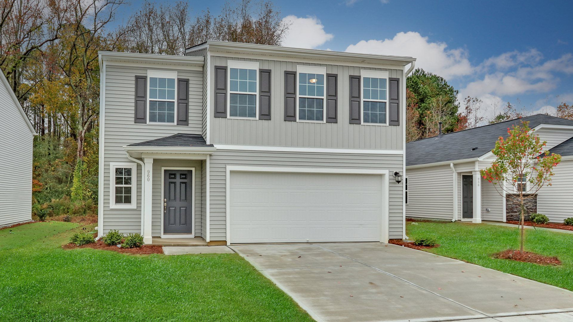 Exterior featured in the Frost By Lennar in Raleigh-Durham-Chapel Hill, NC