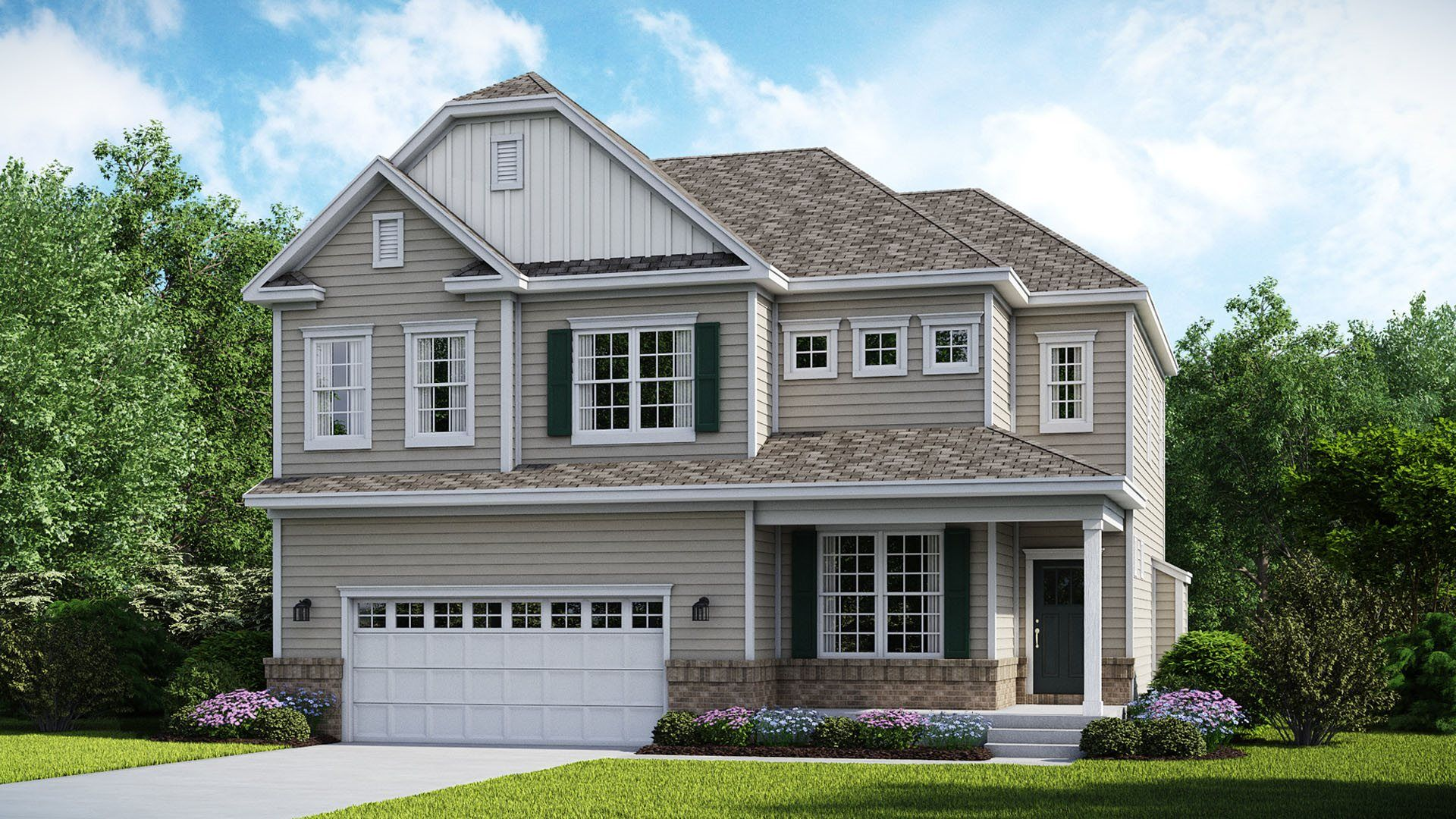 Exterior featured in the Portfield By Lennar in Baltimore, MD