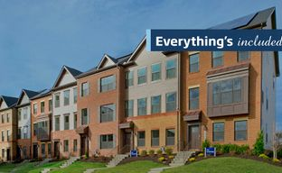 Clarksburg Square - Cambridge II Collection by Lennar in Washington Maryland