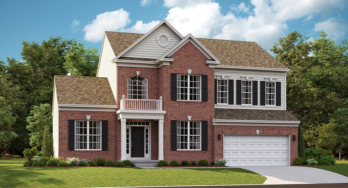 Exterior featured in the BARRINGTON By Lennar in Washington, MD