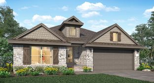 Russo II - The Groves - Brookstone Collection: Humble, Texas - Lennar