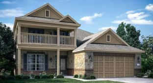 Terrazzo II - Ashbel Cove at Baytown Crossings - Brookstone Collection: Baytown, Texas - Lennar