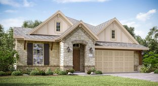 Travertine III - Ashbel Cove at Baytown Crossings - Brookstone Collection: Baytown, Texas - Lennar
