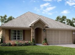 Clover - Trails at Bay Colony - Wildflower Collection: League City, Texas - Lennar