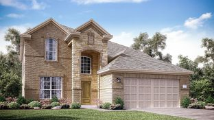 Dewberry - Trails at Bay Colony - Wildflower Collection: League City, Texas - Lennar