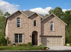 Liberty II w/ Media - Northlake Estates Brookstone: Little Elm, Texas - Lennar