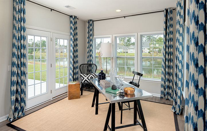 Living Area featured in the BELHAVEN II By Lennar in Charleston, SC