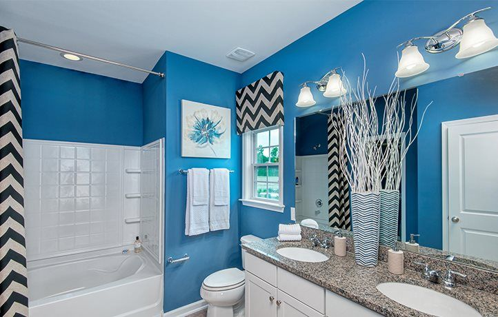 Bathroom featured in the BELHAVEN II By Lennar in Charleston, SC