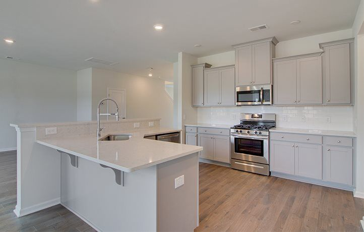 Kitchen featured in the FULTON By Lennar in Charleston, SC