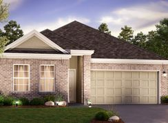 Albany - Bryson - Claremont Collection: Leander, Texas - Lennar